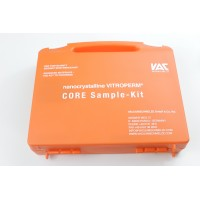 nanocrystalline  vitroperm core sample kit